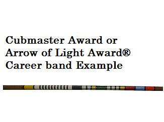 Cub Scout Merchandise, Custom Arrows, and Reward Kits